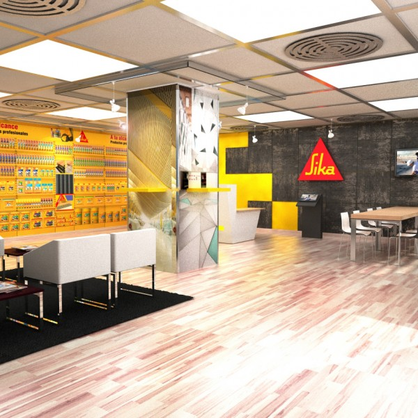 Sika – Madrid Reception –